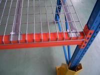 Welded Galvanized Wire Mesh Decking for Selective Pallet Racking Small Items