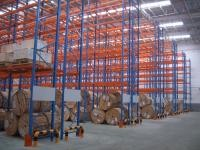 Cold Rolling Steel Selective Pallet Racking