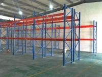 Roll Formed Selective Pallet Racking