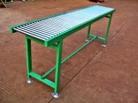 Industrial Powered Roller Conveyor Systems For Material Handling Solutions