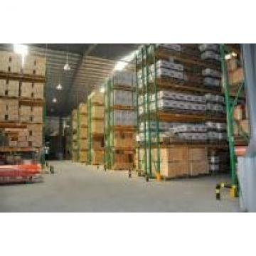 Warehouse Storage Heavy Duty Pallet Racking Every Layer Equipped with Pallet