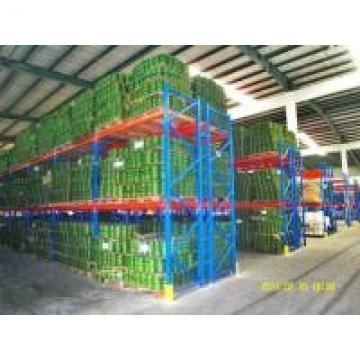 Powder Coating Heavy Duty Pallet Racking , Selective Pallet Rack For Storage
