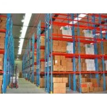 5 Levels Strong Loading Support Heavy Duty Pallet Racking For Auto Parts Storage