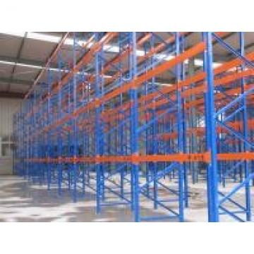 Roll Formed Selective Pallet Racking For Warehouses , Heavy Duty Pallet Racking