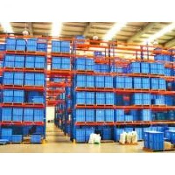 Adjustable Conventional Heavy Duty Pallet Racking For Industrial Warehouse