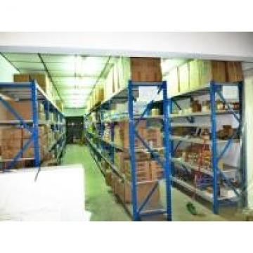 Dexion Compatible Long Span Racking System For Commercial , Blue / Orange