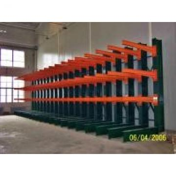 Powder Coating Finish Cantilever Racking System Warehouse Vertical Cantilever