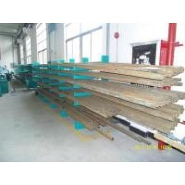 Heavy Duty Cantilever Racking System For Steel , Lumber , Furniture , Pipe