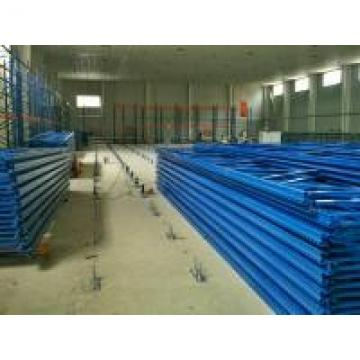Durable Warehouse Multi Tier Shelving , 6000mm Steel Racking Systems
