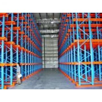 Double Entry Drive In Pallet Rack For High Density Pallet Storage