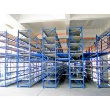 Material Handling Equipment Shelving Pallet Racking Mezzanine With Multilayer