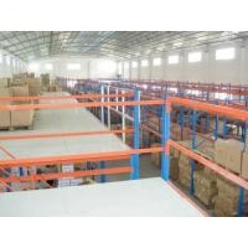 500kg Professional Steel Shelf Supported Mezzanine For Warehouse , Office