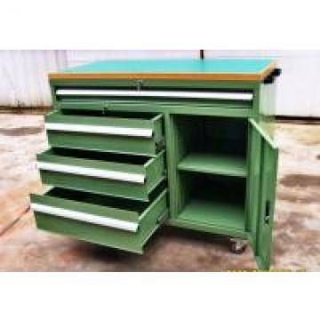 Assembled Steel Rolling Tool Storage Chest With Drawers , 50kg - 200kg