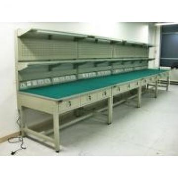 Drawer Industrial Workbenches And Industrial Workstations , Blue / Green