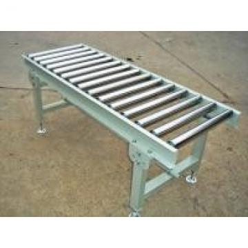 Custom Roller Conveyor Systems With Cold Rolling Steel , Standard Gray