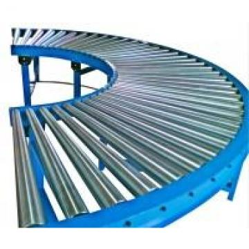 Steel Curved Roller Conveyor Systems For Material Movement / Handling