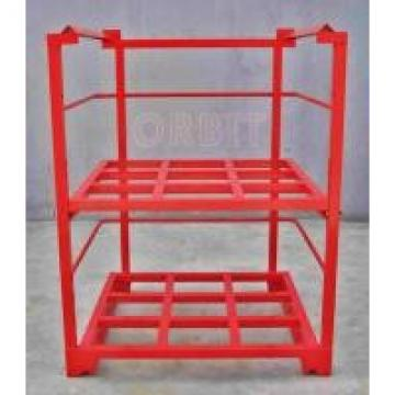 Detachable Stackable Heavy Duty Stacking Rack For Distribution Center