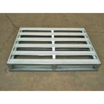 Double Faced Galvanized Metal Steel Pallets For Industrial Package