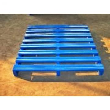 Strong Blue Orange Repairable Recyclable Metal Pallet , 15 - 30kg