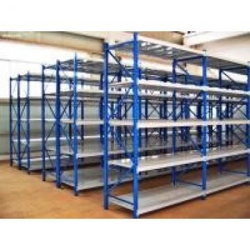 6 Levels Powder Coated Metal Racking Systems For Archiving Storage