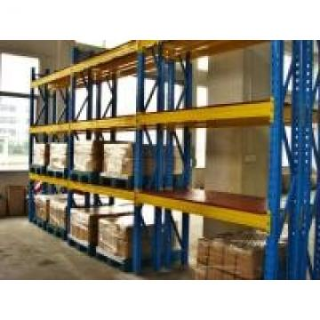 Blue / Orange Multi Level Heavy Duty Pallet Racking With Cold Rolling Steel