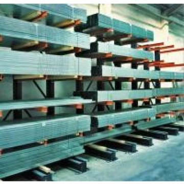 Single Double Sided Cantilever Racking System For Steel / Wood Planks