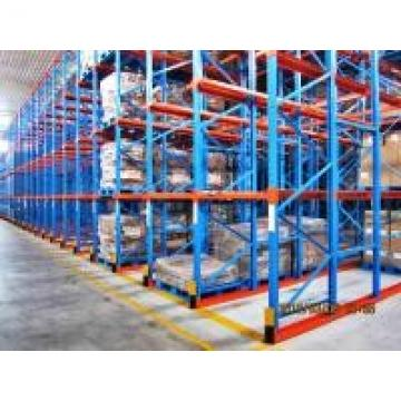 Assembling Lines Heavy Duty Industrial Shelving With Cold Rolling Steel