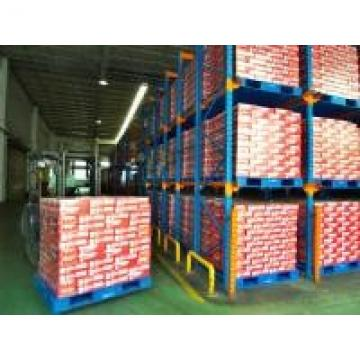 Industrial Heavy Loading Drive In Pallet Rack Cold Rolled Racking