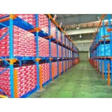 Logistics Center Industrial Pallet Racking , Drive In Pallet Racking System