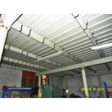 Commercial Cold Rolled Mezzanine Flooring Systems For Covering Storage