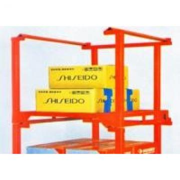 Foldable Shippable Detachable Storage Steel Stacking Racks With Powder Coat