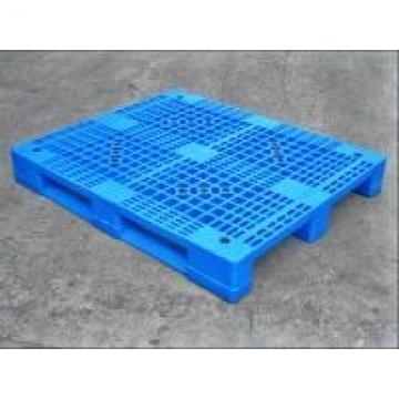 Virgin HDPE Industrial Heavy Duty Reusable Plastic Pallets For Warehouse Package