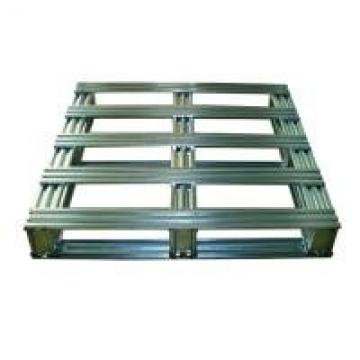 Re - Usable Residual Galvanized Metal Pallets Durable For Industrial Storage